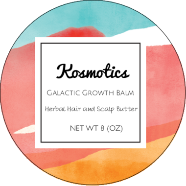 Galactic Growth Balm