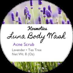 Luna Body Wash