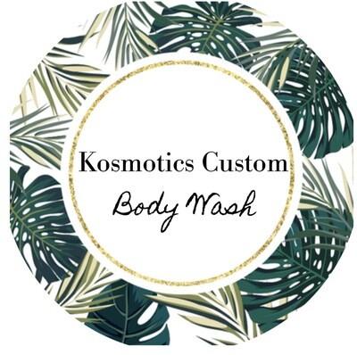 Custom Body Wash