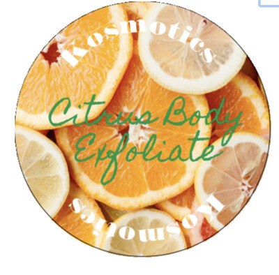Citrus Body Exfoliate