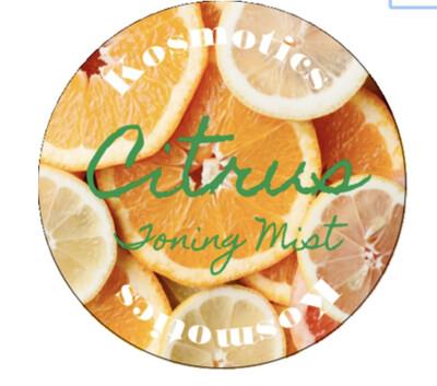 Citrus Toning Mist
