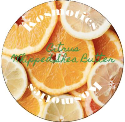 Citrus Shea Body Butter