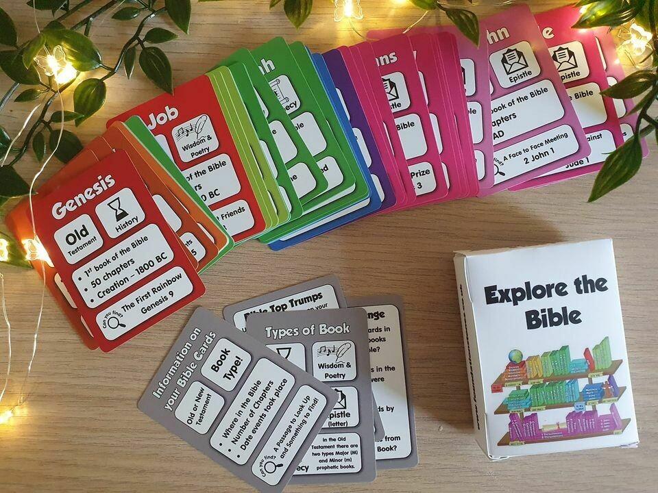Bible Cards