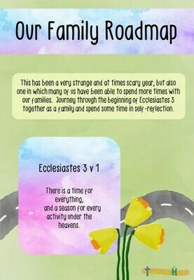 Family Roadmap Resource
