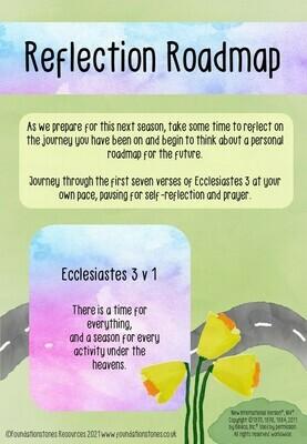 Reflective Roadmap booklet