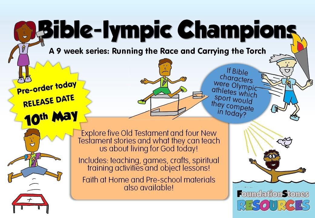 Bible-lympic Champions - Megapack