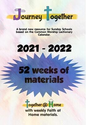 Journey Together : 2021 - 2022