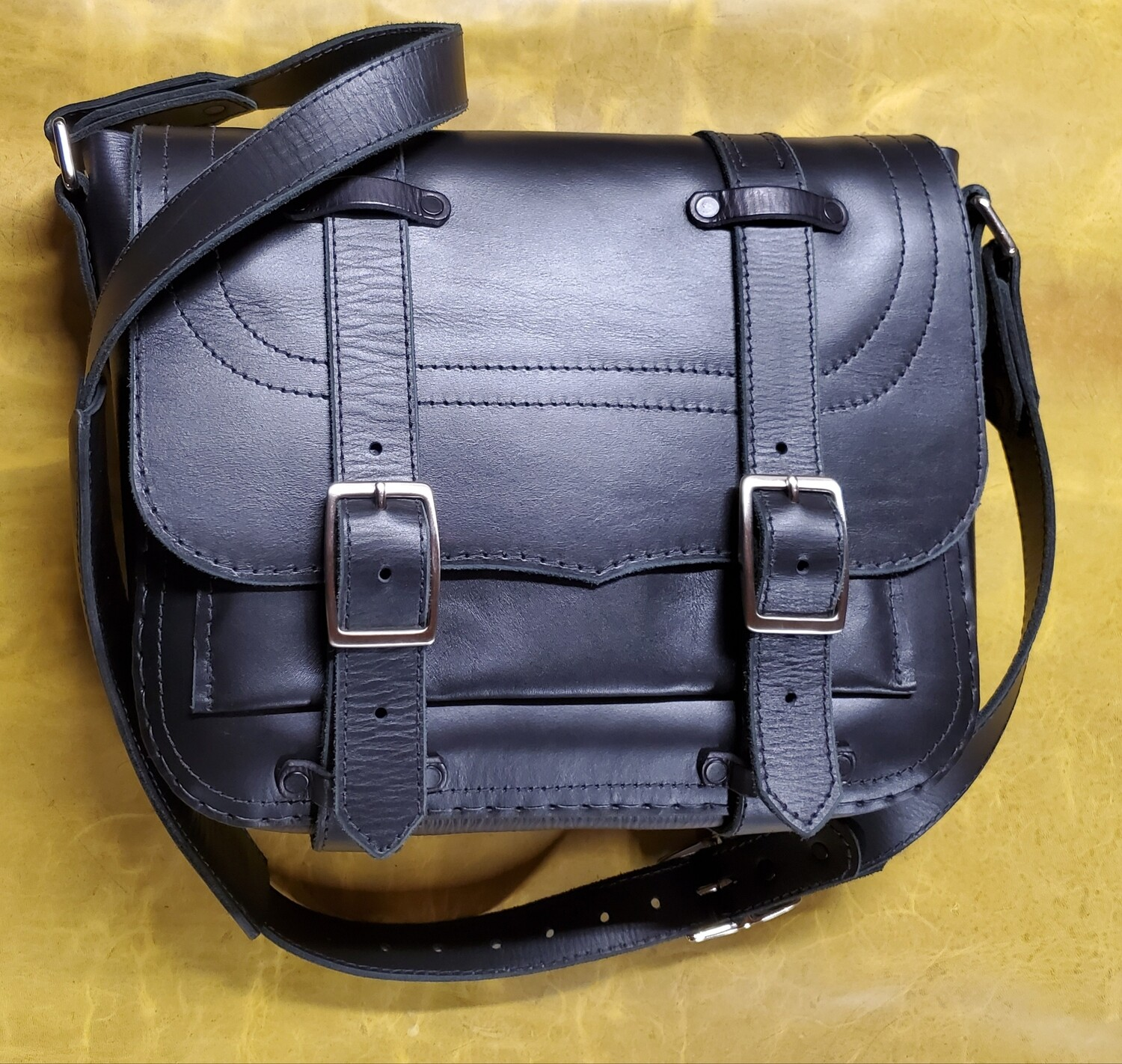 "Satchel/Briefcase ""Black Magic"""