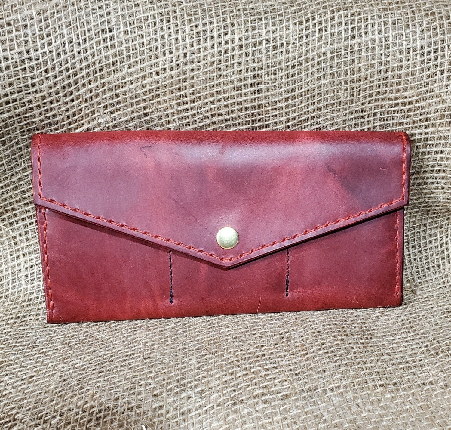"""""""Lil Red""""Long Wallet"""