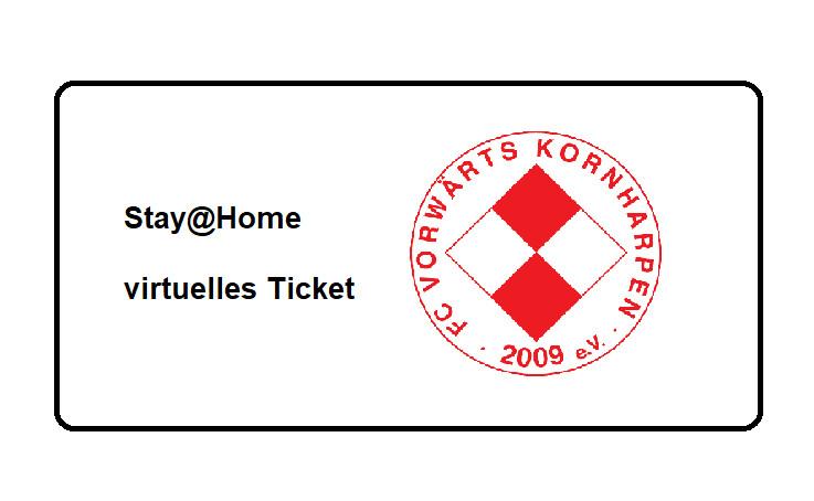 Korni Stay@Home virtuelles Ticket Erwachsener