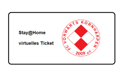 Korni Stay@Home virtuelles Ticket Erwachsener