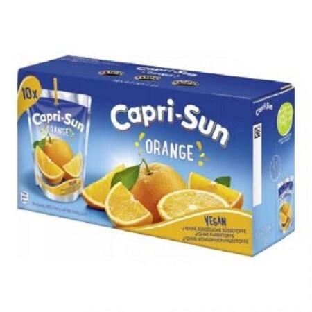 Korni Stay@Home virtuelle Kiste CapriSonne