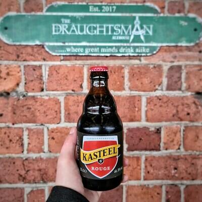 Kasteel Rough - Beligan Cheery Beer