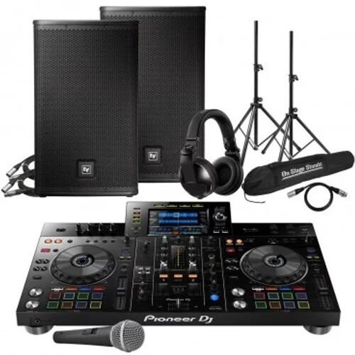 DJ græjur