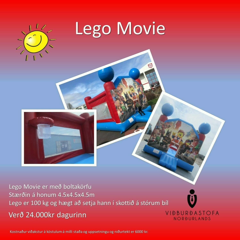 Lego Movie Hoppukastali