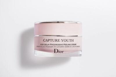 Dior Capture Youth age delay cream