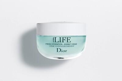 Dior Hlife sorbet cream