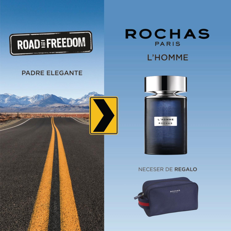 ROCHAS L' HOMME  EDT 100