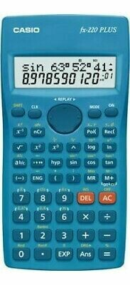 CALCOLATRICE SCIENTIFICA CASIO FX 220 PLUS 181 FUNZIONI