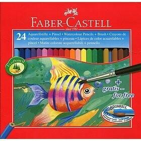 PASTELLI ACQUERELLABILI FABER CASTELL