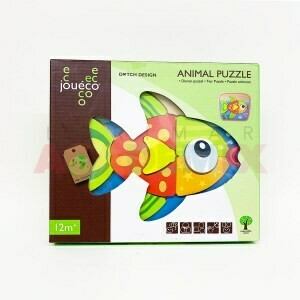 ANIMAL PUZZLE BIG PESCE