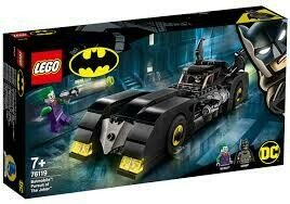 LEGO DC COMICS SUPER HEROES BATMOBILE - INSEGUIMENTO DI JOKER