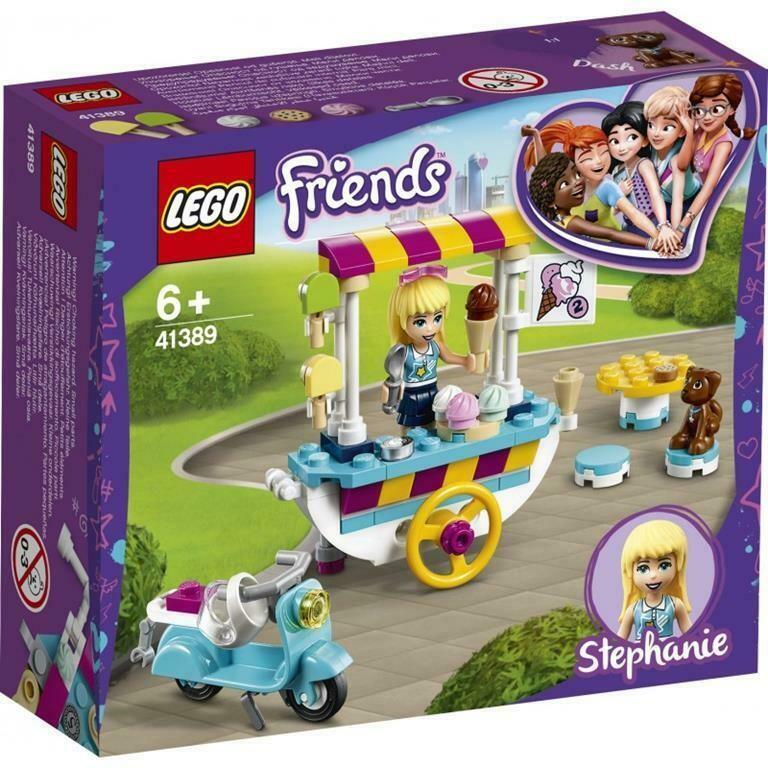 LEGO FRIENDS - IL CARRETTO DEI GELATI
