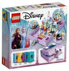LEGO DISNEY LIBRO DELLE FIABE FROZEN 2