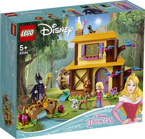LEGO DISNEY PRINCESS - LA CASETTA DI AURORA