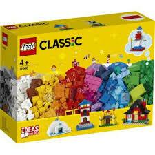 LEGO CLASSIC - SET MATTONCINI E CASE