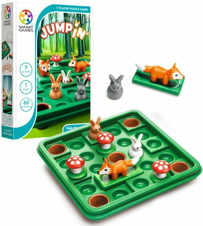 SMART GAMES JUMP' IN