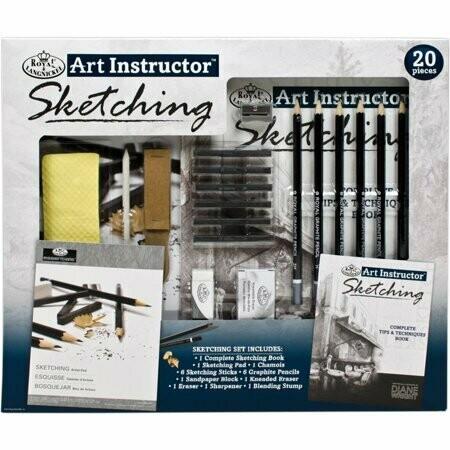SET SKETCHING ARTIST 20PZ