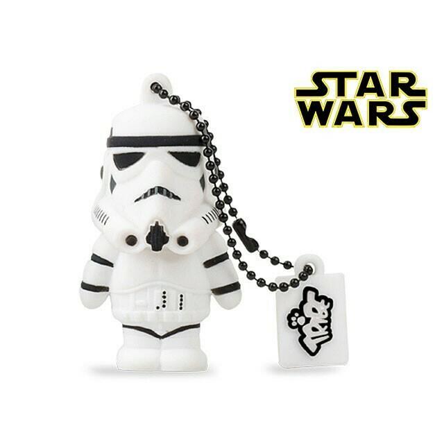 CHIAVETTA USB 16GB STAR WARS - STORMTROOPER