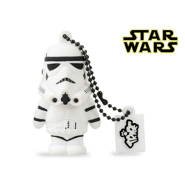 CHIAVETTA USB 16GB STAR WARS - STORMTROOPER