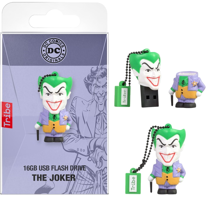 MEMORIA USB 16GB JOKER