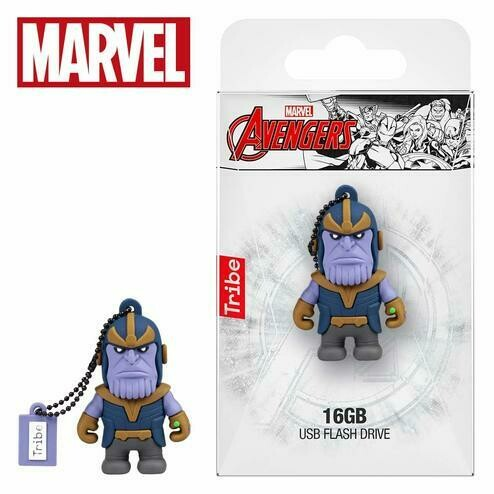 MEMORIA USB 16GB THANOS