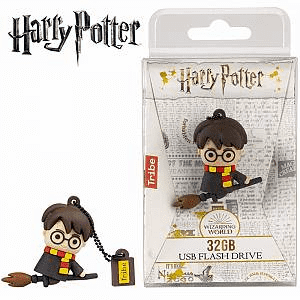 MEMORIA USB 32GB HARRY POTTER