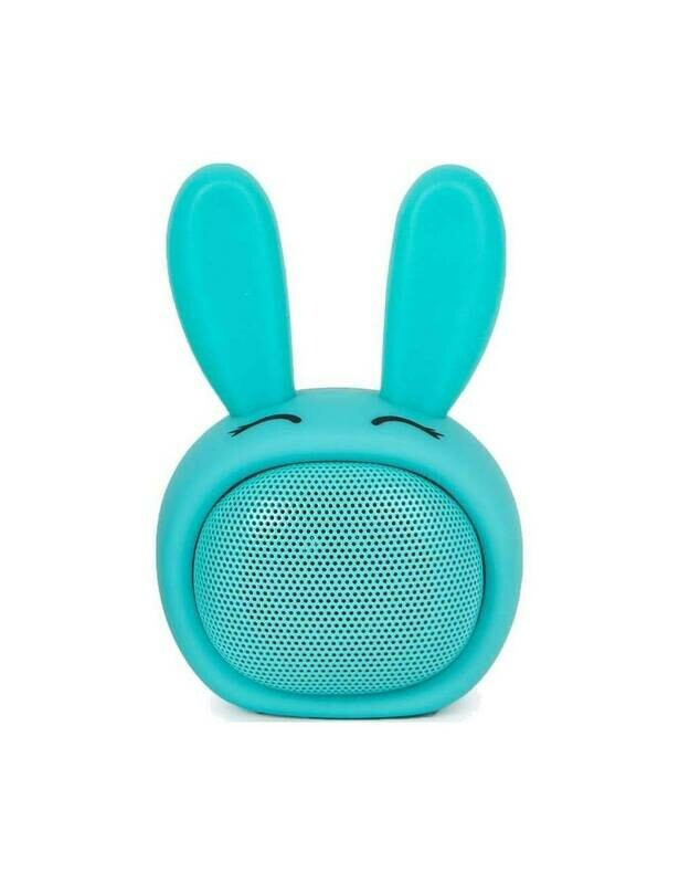 CUTIE SPEAKER - ALTOPARLANTE BLUETOOTH WATERPROOF TURCHESE