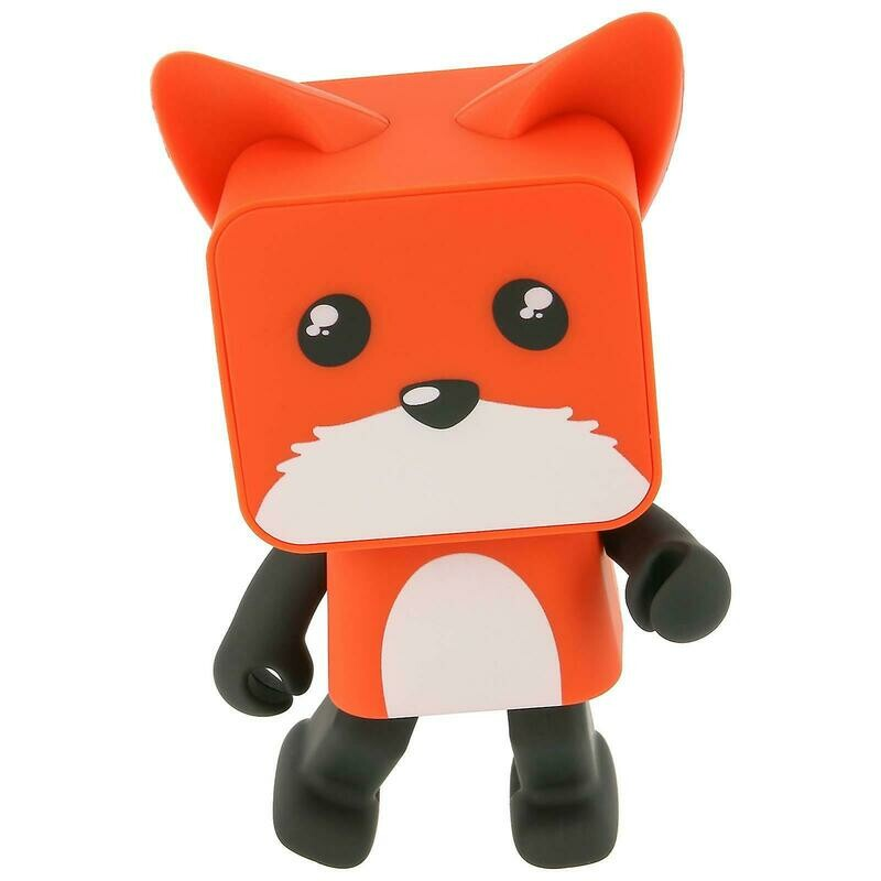 MOB ALTOPARLANTE SPEAKER BLUETOOTH DANCING SMALL FOX 3W