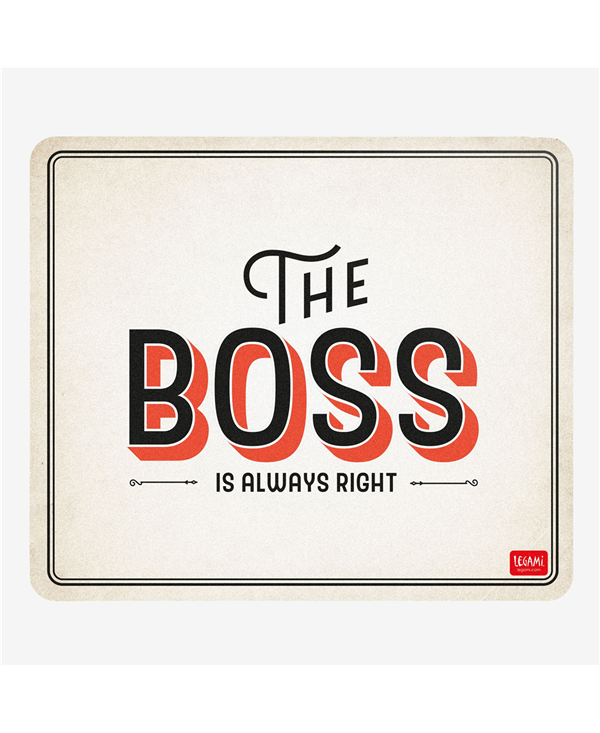 MOUSEPAD LEGAMI - BOSS