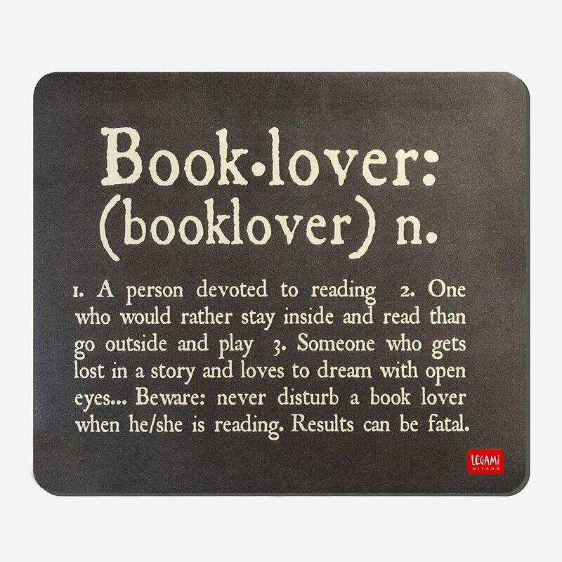 MOUSEPAD LEGAMI - BOOK LOVER