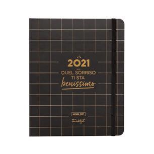 AGENDA 2021 SETTIMANALE MR WONDERFUL