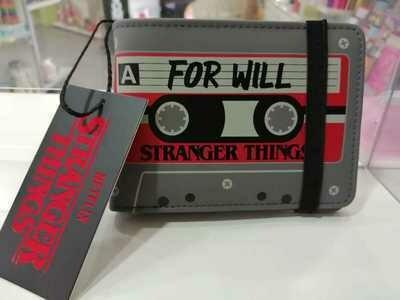 PORTAFOGLIO STRANGER THINGS