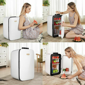 Car refrigerator cosmetics fruit cooler