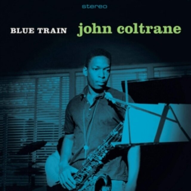 COLTRANE,JOHN / BLUE TRAIN (1 BONUS TRACK) (LIMITED 180G/DMM TRANSPARENT RED COLORED VINYL)