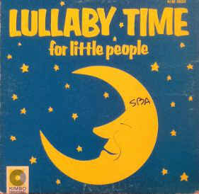 Various - Lullaby Time For Little People