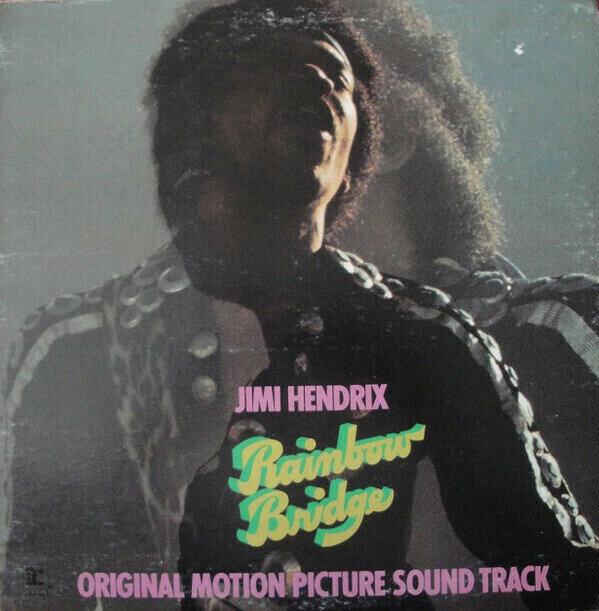 Jimi Hendrix - Rainbow Bridge / Original Motion Picture Sound Track