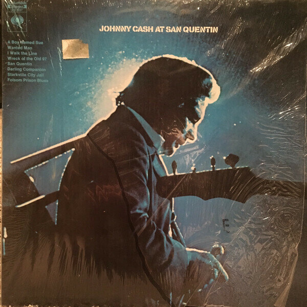 Johnny Cash – Johnny Cash At San Quentin