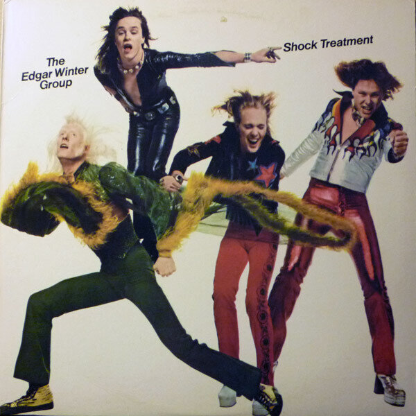 The Edgar Winter Group – Shock Treatment