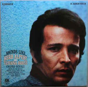Herb Alpert & The Tijuana Brass – Sounds Like...Herb Alpert & The Tijuana Brass